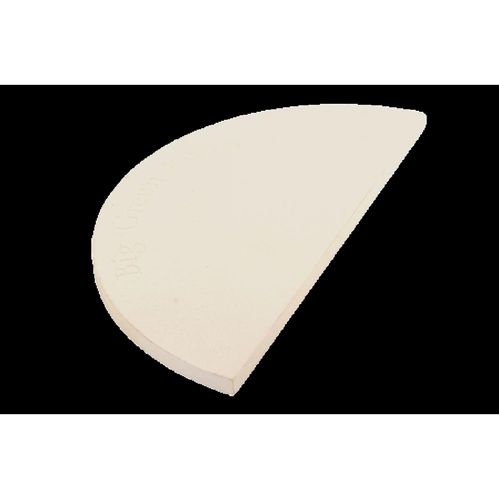 Půlkruhový pečící kámen